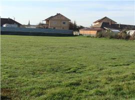 Vanzare 2 parcele de teren in Apahida pentru constructie case