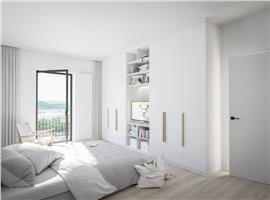 Apartament 2 camere finisat in imobil nou zona Mihai Viteazul