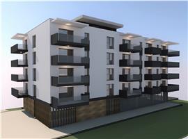 Apartament 2 camere imobil nou Intre Lacuri