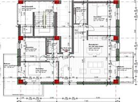 Apartament 4 camere imobil nou Intre Lacuri