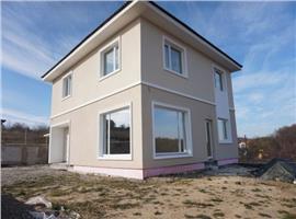Comision 0%!Vanzare casa semifinisata cu 500 teren in Salicea Cluj