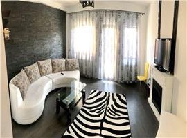 Triplex de inchiriat in Dambul Rotund,4 camere+living si bucatarie