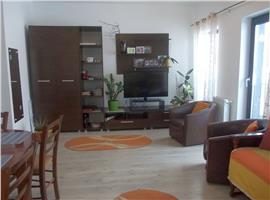 Inchiriere apartament 2 camere decomandat intr-o vila din Borhanci