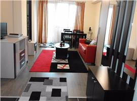 Inchiriere apartament 1 camera cu nisa de dormit zona Iulius Mall