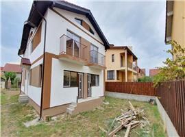 Casa tip duplex 4 camere si 240 m teren de vanzare in Someseni