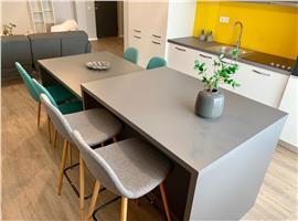 Apartament 2 camere mobilat si utilat imobil nou zona IRA Marasti