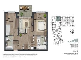 Apartament 3 camere imobil nou centru, Cluj Napoca