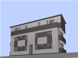 COMISION 0%!Vanzare apartament 3 camere in vila zona Apahida