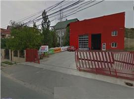 Hala depozitare 700 mp de inchiriat in Baciu, Cluj