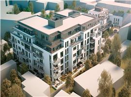 Apartament 2 camere imobil nou Gara, Cluj Napoca