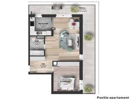 Apartament 2 camere imobil nou zona Fabricii Cluj Napoca