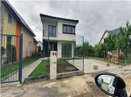 Case cuplate cu 250 m teren de vanzare in Sannicoara,Cluj