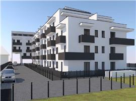 Apartamente cu 3 camere de vanzare intr-un imobil nou, Someseni