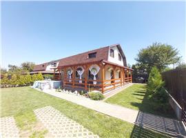 Casa individuala finisaje premium  cu 325 mp teren in Jucu De Sus