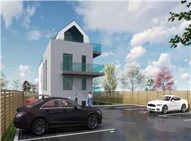 Vanzare apartament 3 camere cu gradina 180 mp Sannicoara Cluj
