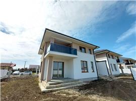 Vanzare casa in ansamblu rezidential Jucu de Mijloc Cluj