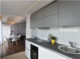 Apartament cu scara interioara complet mobilat Buna Ziua ,Cluj Napoca.