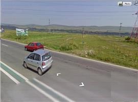 Teren 12000 mp pentru constructii industriale de vanzare in Floresti.