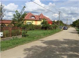 Vanzare teren in Jucu de mijloc zona Motel KM 17.