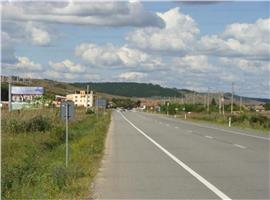 Vanzare teren 7100 mp in Jucu de mijloc, zona Motel KM 17